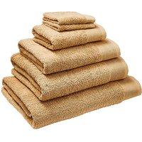 Egyptian Cotton Towel Range- Sand