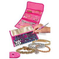 Cra-Z-Art Precious Metals Jewellery Set.