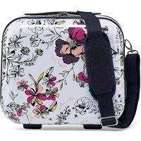 Radley Sketchbook Floral Vanity Case