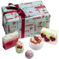 Bath Bomb Be Mine Gift Set.