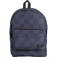Quiksilver Check Backpack & Pencil Case