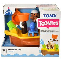 Image of Tomy Pirate Ship Bath Toy