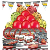Cars 3 Ultimate Party Kit for 16.