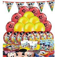 Disney Mickey Mouse Ultimate Party Kit.