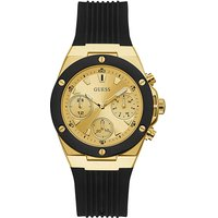 Guess Athena Silcone Watch.