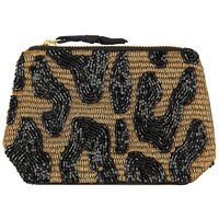 Accessorize Lola Leopard Emb Coin Purse