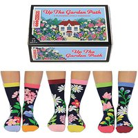Up Your Garden Path Oddsocks.