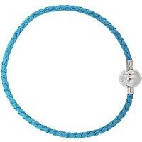 Plaited Leather Bracelet