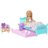 Image of Barbie Bedtime Chelsea Doll