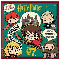 Harry Potter Square Calendar.