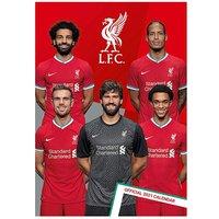 Liverpool A3 Calendar.
