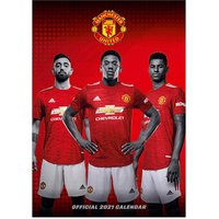 Manchester United A3 Calendar.