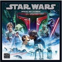 Star Wars Calendar.
