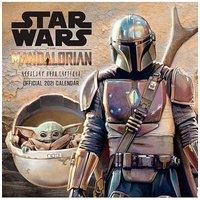 Star Wars Mandalorian Calendar.