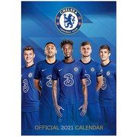 Chelsea A3 Calendar.