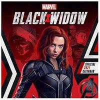 Black Widow Calendar.