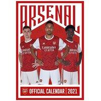 Arsenal A3 Calendar.