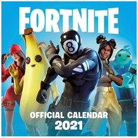 Fortnite Square Calendar.