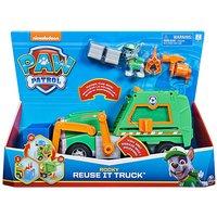 Paw Patrol Rocky Reuse It Truck.