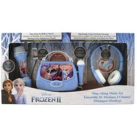Frozen Adventure and Music Gift Set.