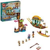 LEGO Disney Raya Boun's Boat.