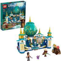 LEGO Disney Raya and the Heart Palace.