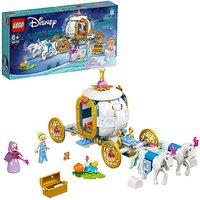 LEGO Disney Cinderella's Royal Carriage.