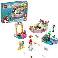 LEGO Disney Ariel's Celebration Boat.