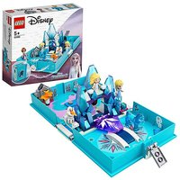 LEGO Disney Elsa and the Nokk Storybook.
