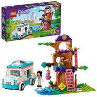 LEGO Friends Vet Clinic Ambulance.
