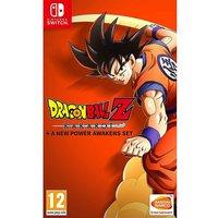 Dragon Ball Z Kakarot New Power Switch