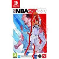 NBA 2K22 Switch.
