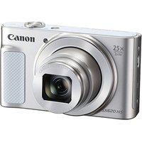 Canon Powershot SX620 Camera White