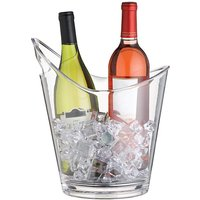 BarCraft Clear Acrylic Drinks Pail