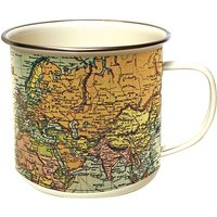 Image of MOTW Enamel mug