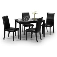 Primo Dining Table with 4 Dining Chairs.