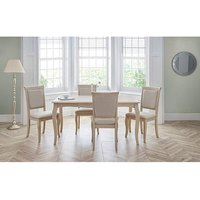 Linea Dining Table with 4 Chairs.