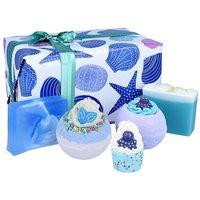 Bomb Cosmetics Mermaid Tails & Seashells.