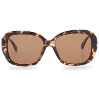 Tanya Tortoiseshell Sunglasses.
