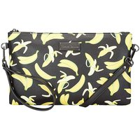 Claudia Canova Banana Print Crossbody