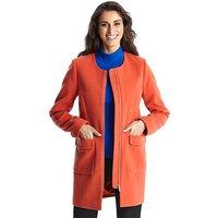 Oversized Pocket Coat