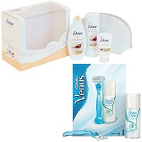 Dove Be You & Venus Classic Set BOGOF.