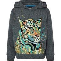 Monsoon Colourful Leopard Hoody