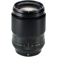 FujiFilm XF-90mm F2 R LM WR Lens