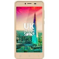 STK Life 7 4G Smart Phone Royal Gold