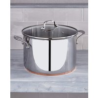 Chefs Collection Copper Bottom Stock