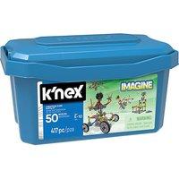 Image of K'Nex Creation Zone 50 Model Set