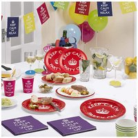 Keep Calm Party Pack