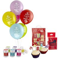 Keep Calm Party Accessory Pack.
