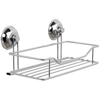 Metal Suction Shower Basket